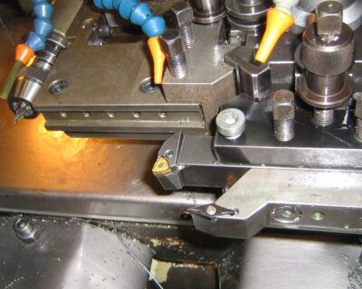 Manufacturing tools for machining