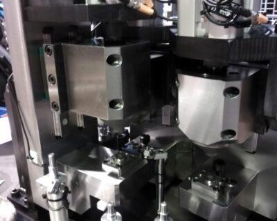 Punzonadores hidráulicos