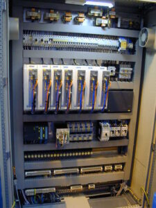 Productos industriales con sistemas eléctricos AUM Zaragoza