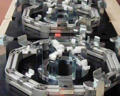 Utillajes para control dimensional de piezas