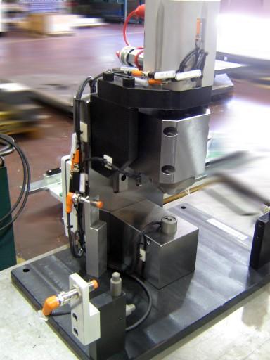 Remachadores hidráulicos